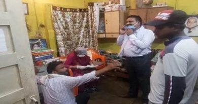 लोकायुक्त टीम का छापा बाबई स्वास्थ्य केंद्र की बीएमओ 10 हजार रुपए रिश्वत लेते रंगे हाथों गिरफ्तार