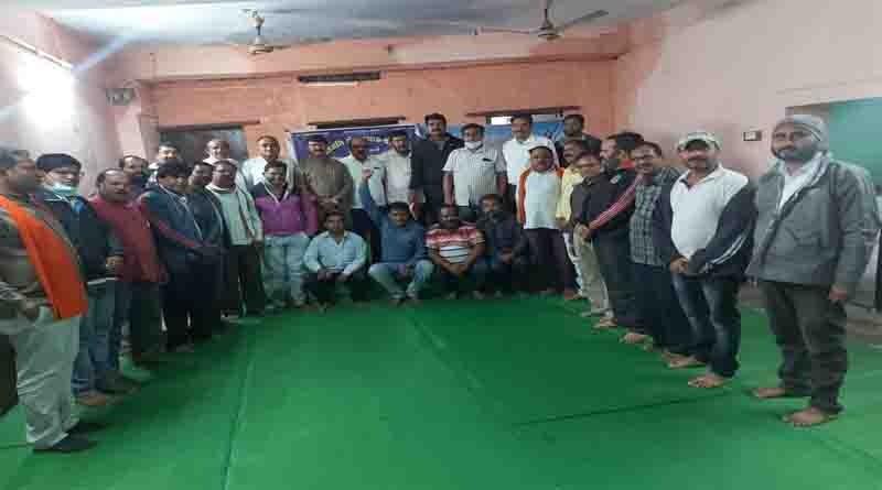 भाजपा नगर मंडल की बैठक में हुई आगामी मंडल कार्य समिति के सन्दर्भ में चर्चा बोड़खी में हुई भाजपा नगर मंडल की साधारण बैठक