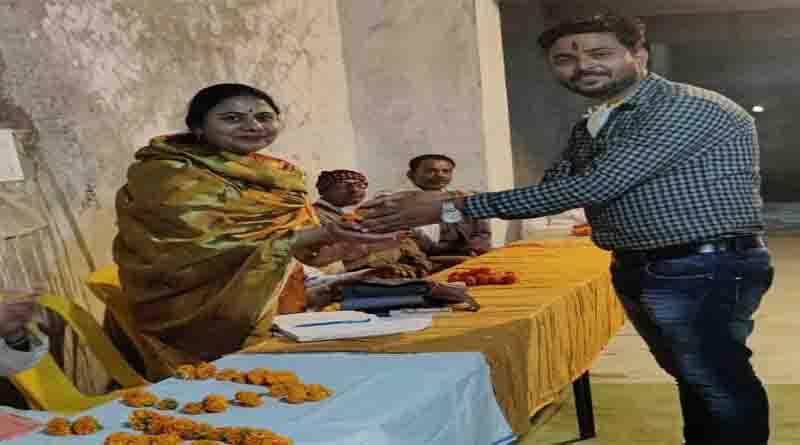 भाजपा ग्रामीण मंडल आमला की मंडल बैठक सम्पन हुई